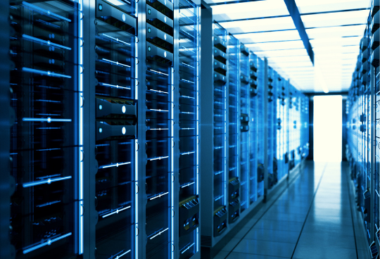outsourcing from clean rooms all electrical grid Data Center