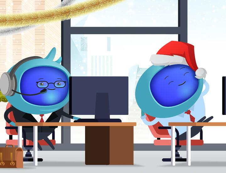 5 Ways to Keep Your Employees Engaged Before the Holidays