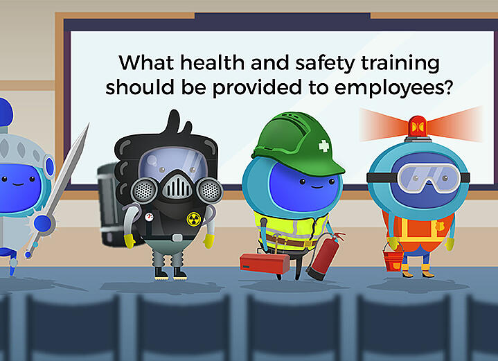 What Health and Safety Training Should be Provided to Employees?