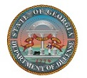 Contract Award: State of Georgia Department of Defense