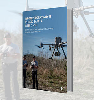 Drones for Covid-19 Response book