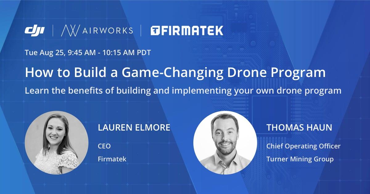 Lauren Elmore and Thomas Haun AirWorks