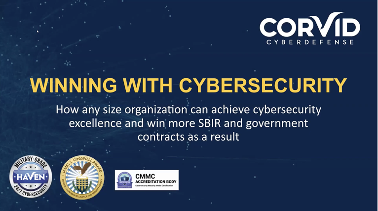 Winning With Cybersecurity