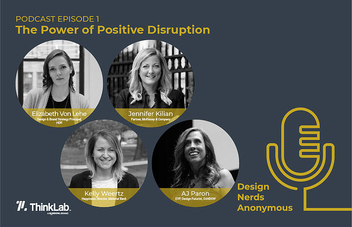 Podcast – Design Nerds Anonymous: Episode One