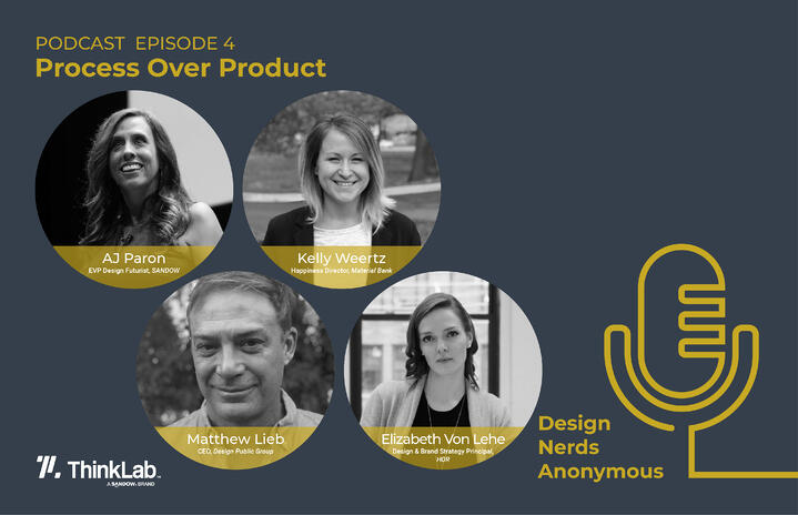 Podcast – Design Nerds Anonymous: Episode Four
