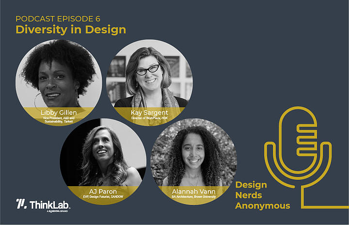 Podcast – Design Nerds Anonymous: Episode Six