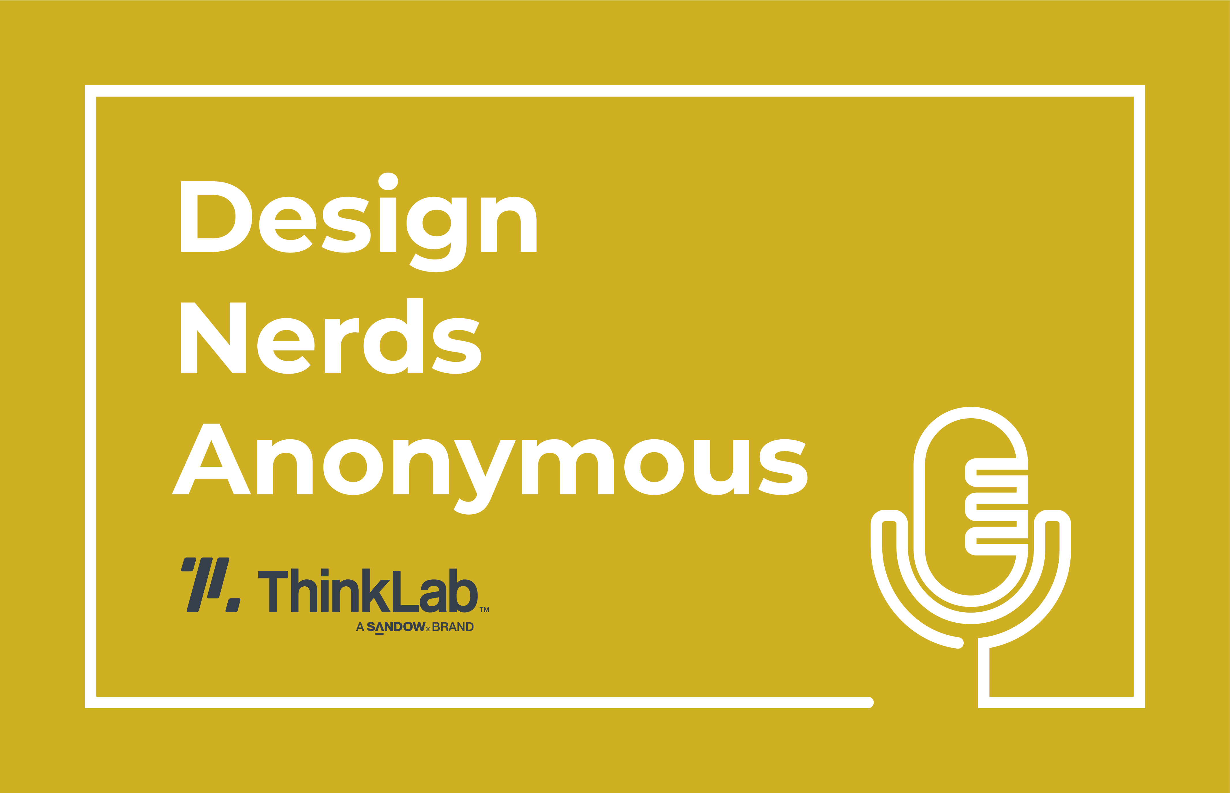 Podcast – Design Nerds Anonymous: Trailer