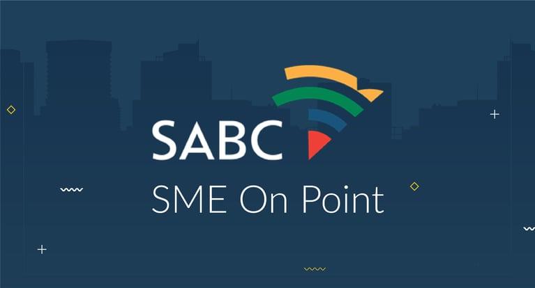 SABC SME On Point with Daniel Moritz