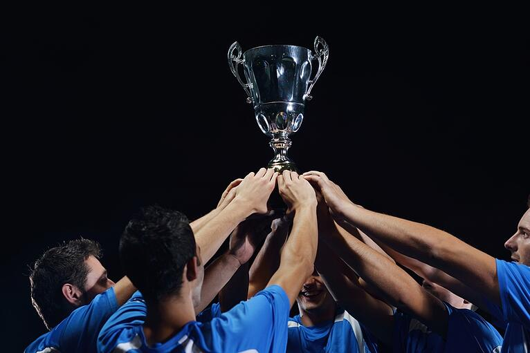 What Top Sales Teams And Sports Champions Have In Common