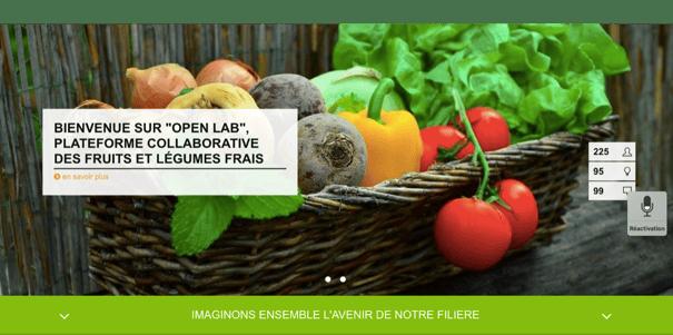 Interfel : une stratégie d'innovation collective pour les Fruits et Légumes Frais.