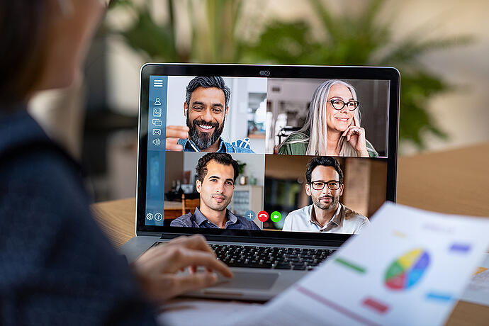Video Meetings in a Covid - 19 World