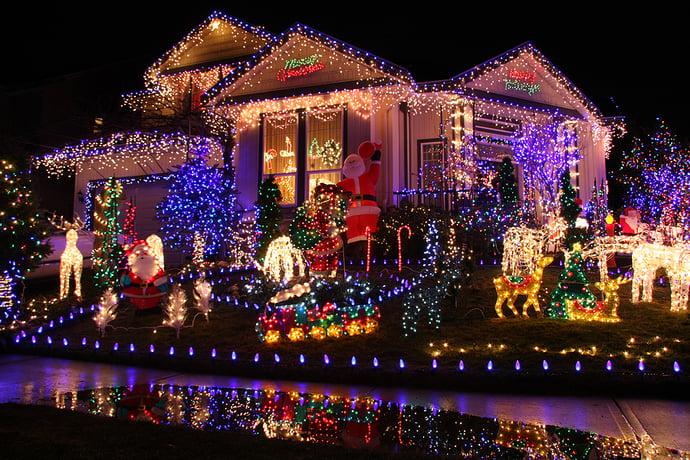 Lighting Up the Neighborhood