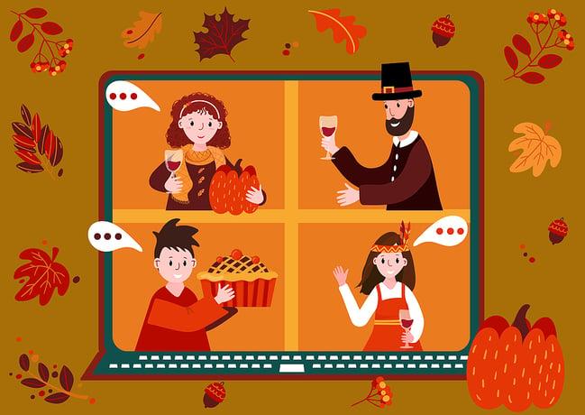 Thanksgiving Virtually