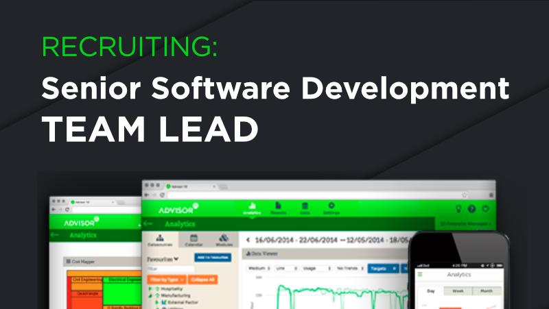 Recruiting - Senior Software Team Lead