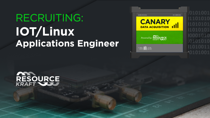 Recruiting - IOT/Linux Applications Engineer