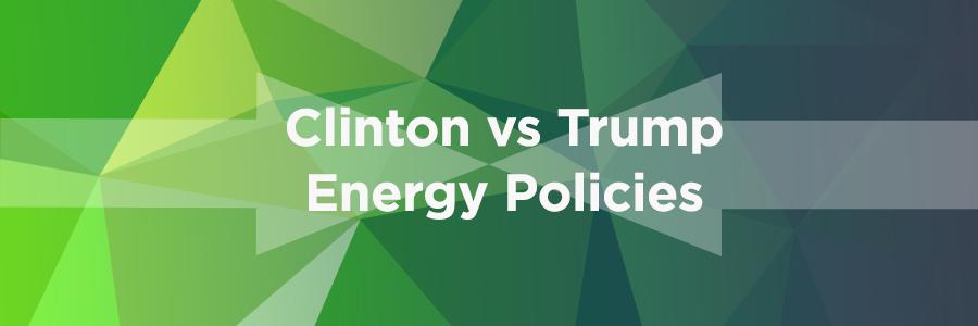 Clinton Vs Trump: Energy Policies