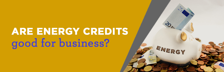 Are Energy Credits Good for Business?