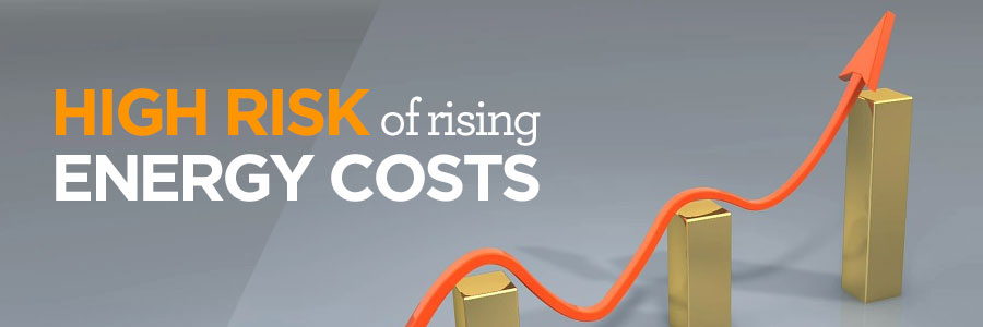 High risk of rising energy costs for Northern Irish companies