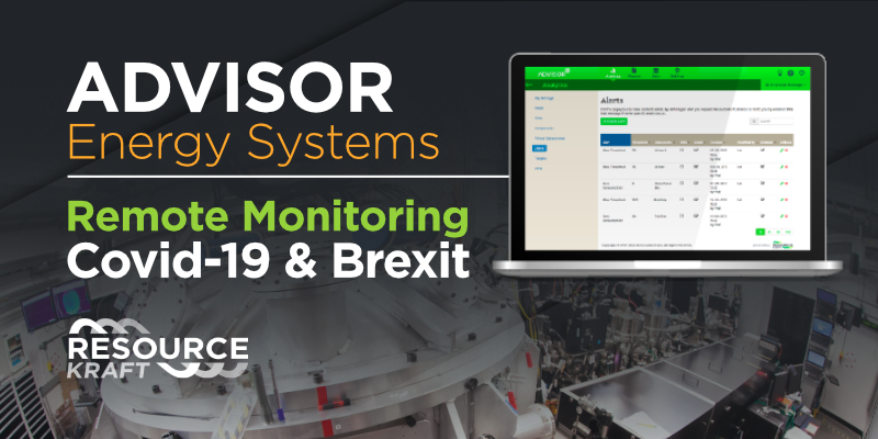 Advisor Energy Systems: Remote Monitoring