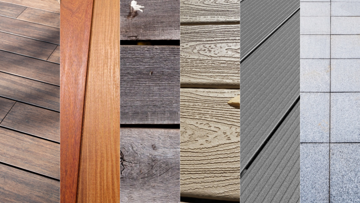 Decking types – what are the differences?