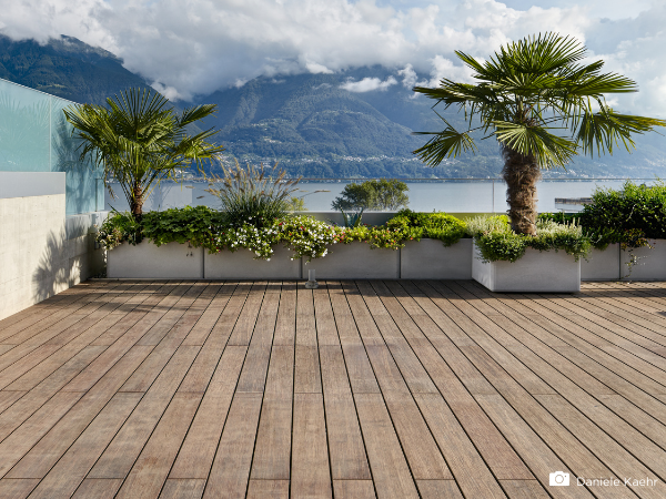 How much does a bamboo decking cost?