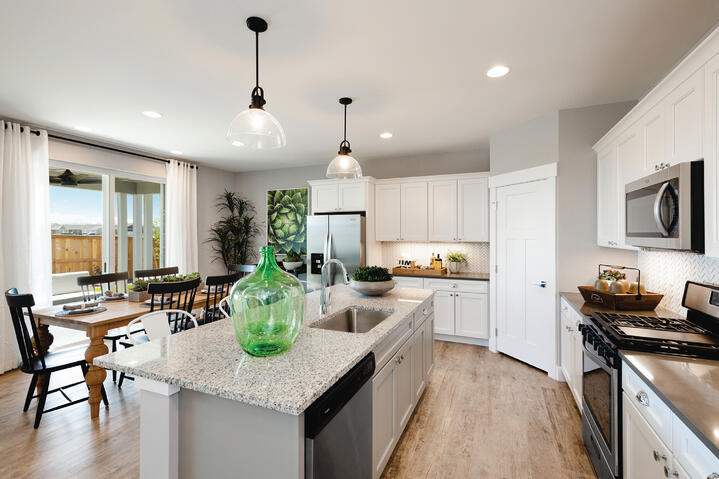 """Buyers Benefit from the Bates Homes' """"Buyer's Experience"""" at Prescott Ranch"""