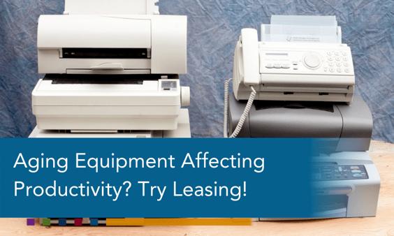 Try Equipment Leasing!