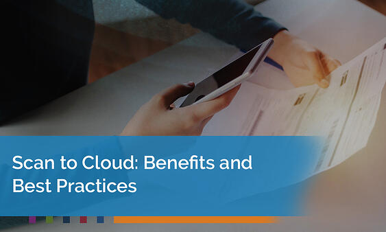 Scan to Cloud: Benefits and Best Practices