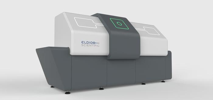 ED-1: ELDICO's novel electron diffractometer