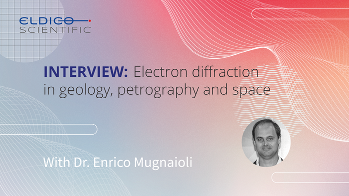 Electron diffraction in geology, petrography and space: an interview