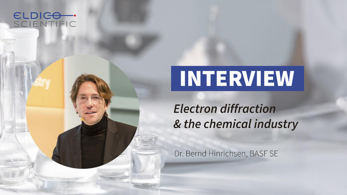 A glimpse in the chemical industry and electron diffraction