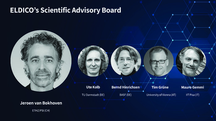A new member for ELDICO's scientific advisory board