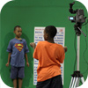 Lights Camera Action - Technology School Assembly Program Portable TV Studio for Kids