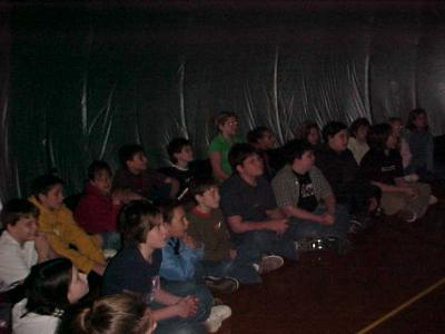 sky dome planetarium mobile ed school assembly program show