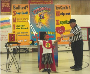 character building program anti-bullying bullying program awareness stop bullying assembly shows