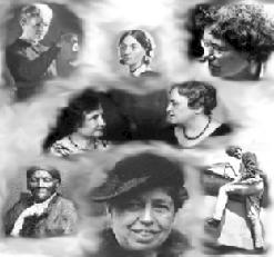 women in history educational assembly program marie curie amelia earhart harriet tubman margaret mead helen keller elanor roosevelt