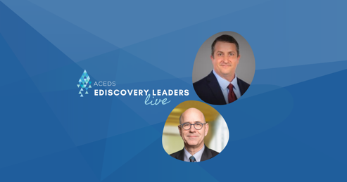 eDiscovery Leaders Live: Kevin Flynn