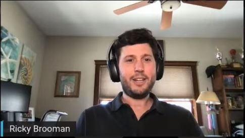 Ricky Brooman eLL