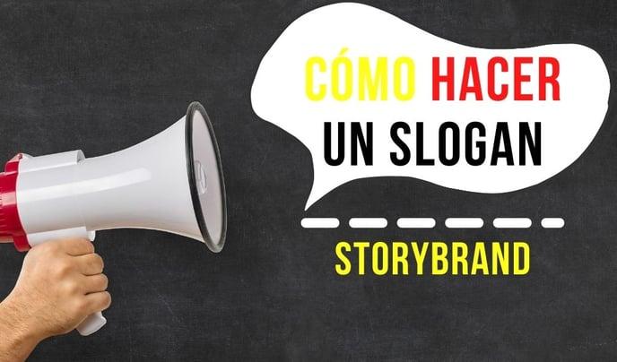 StoryBrand: Cómo Hacer un Slogan