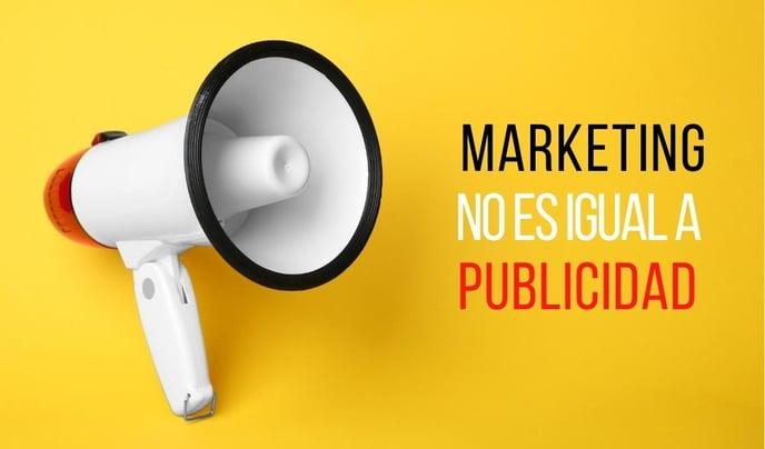 Marketing y Publicidad: El Error de Confundirlos