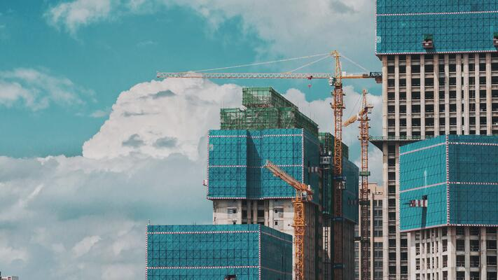 The Digital Transformation in the Construction Industry