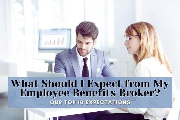 employee benefits broker