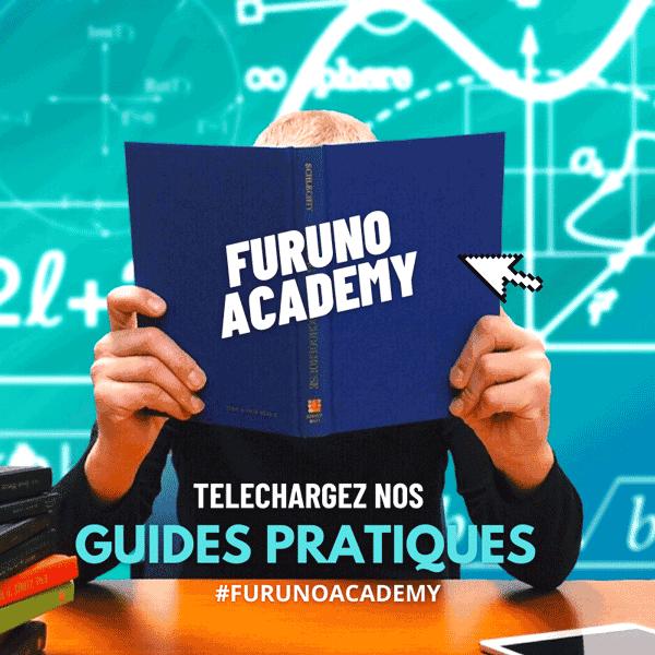 Telechargez nos guides Furuno Academy CTA