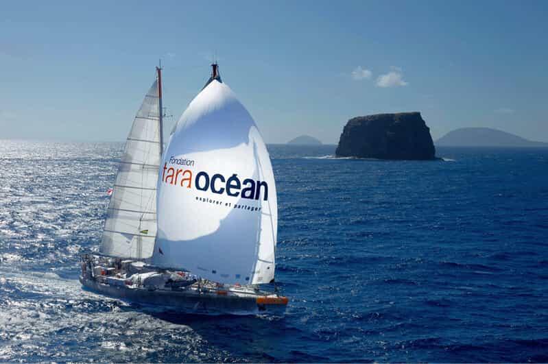 Furuno fournisseur officiel du navire océanographique Tara