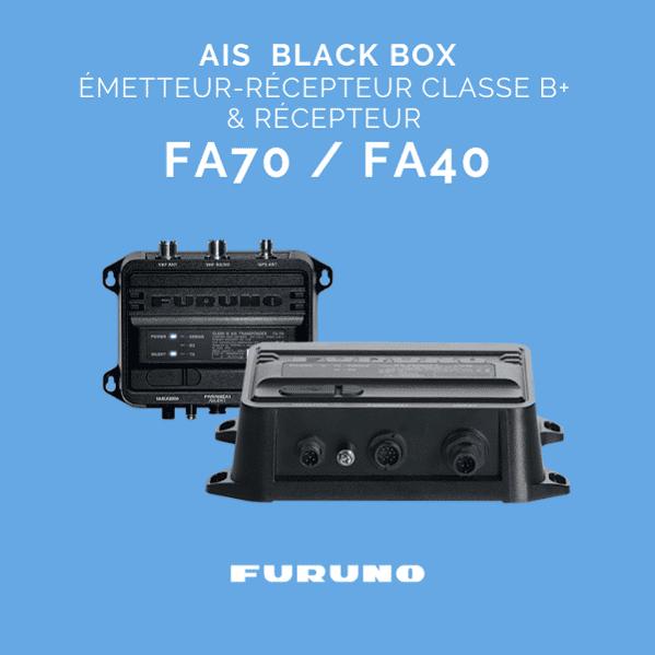 Découvrez la nouvelle génération d'AIS Furuno