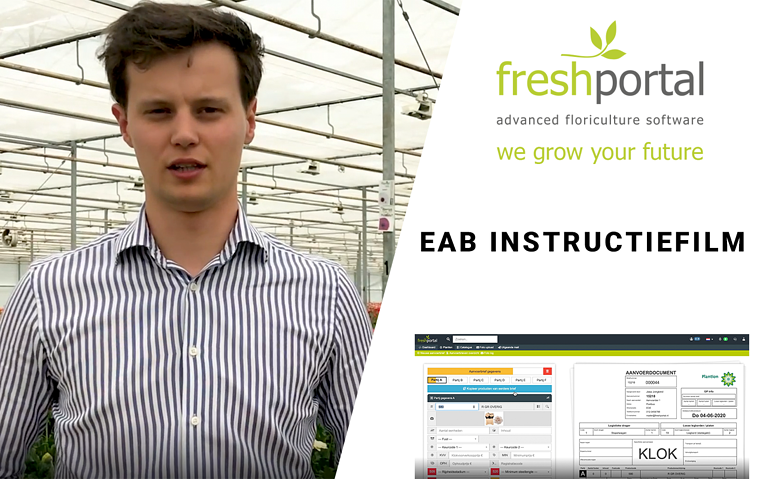 FreshPortal EAB instructiefilm