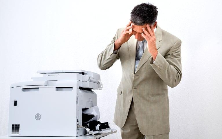 Problemen met printen op Zebra printers