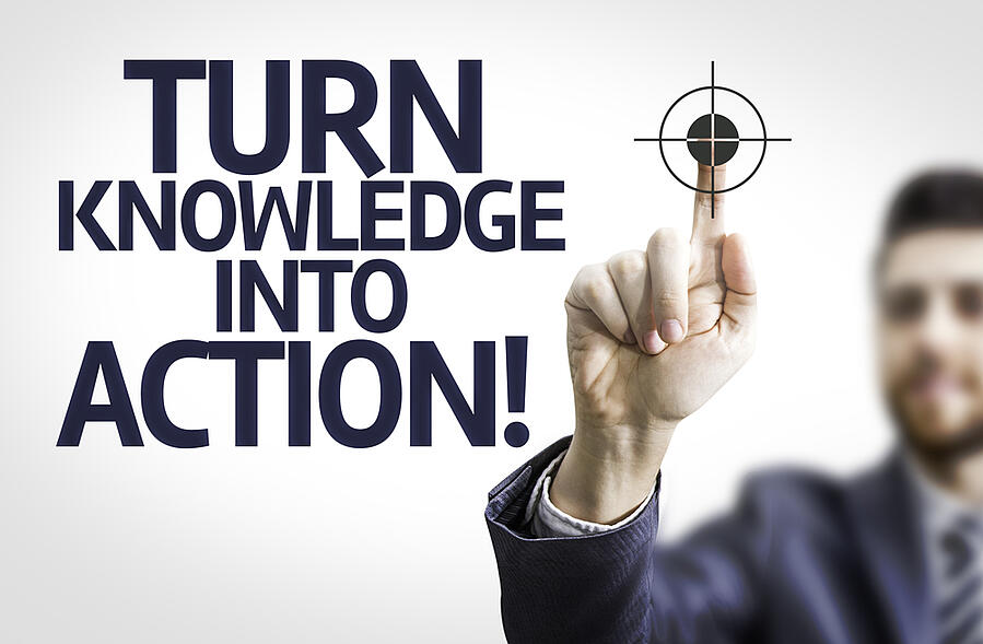 Turn knowledge into action to empower your hearing
