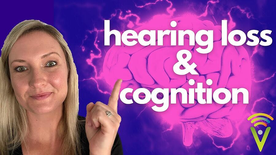 Cara Sutton talks hearing loss and cognition.