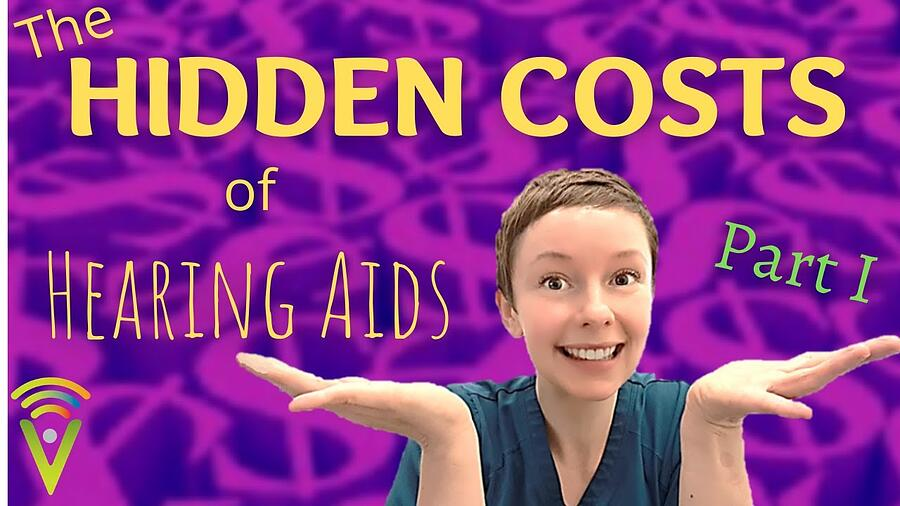 Emma talks about the hidden costs of hearing aids.